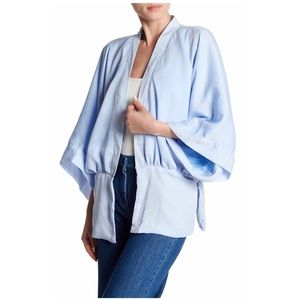 Roffe Light Blue Kimono